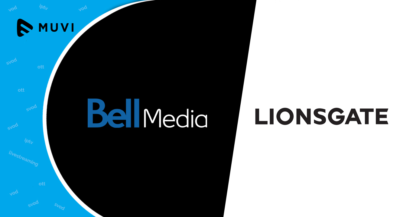 Bell Media and Lionsgate introduce Starz to Canada