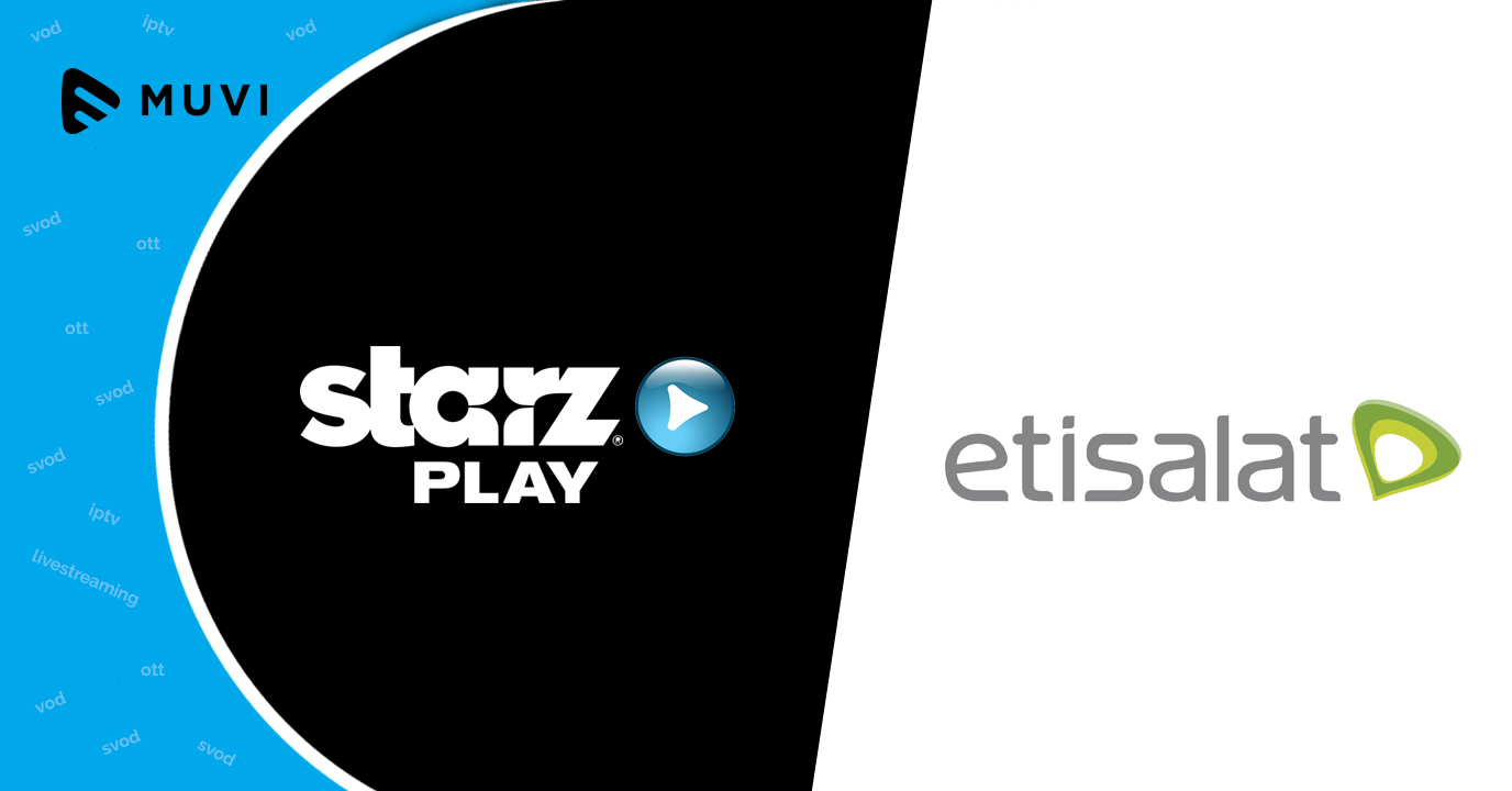Starz Play and Etisalat collaborate for content deal
