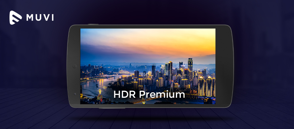 High Dynamic Range for mobile: HDR Premium, Dolby Vision, and more