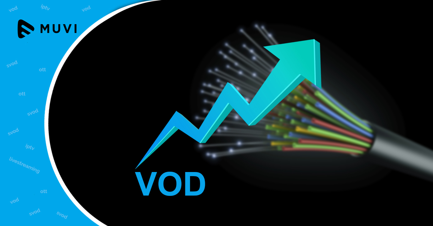 VOD and Fibre-optic Internet subscription boost parallelly in Kenya