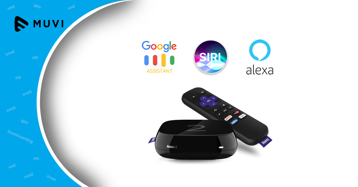 Roku adds support for Google Assistant, Siri, and Alexa