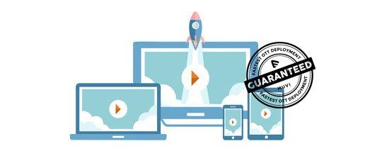 fastest deployable OTT platform