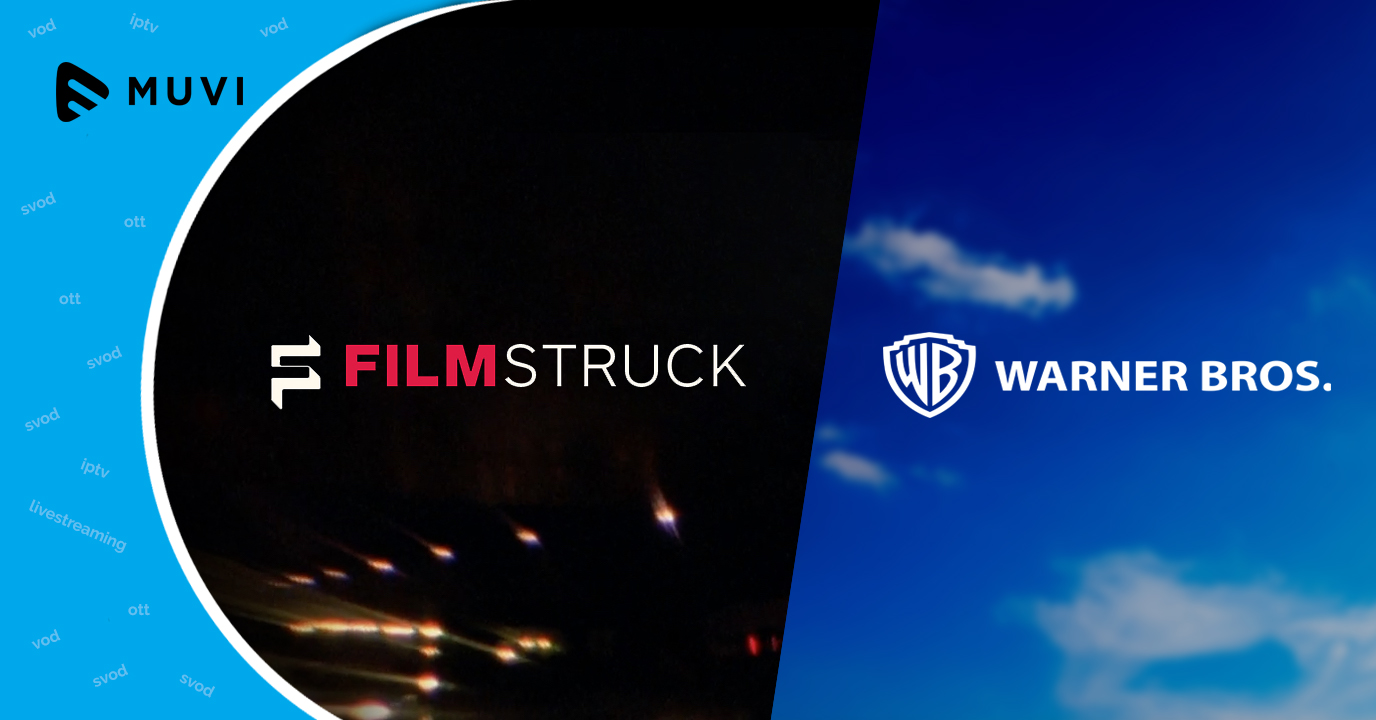 FilmStruck inks exclusive streaming deal with Warner Bros.
