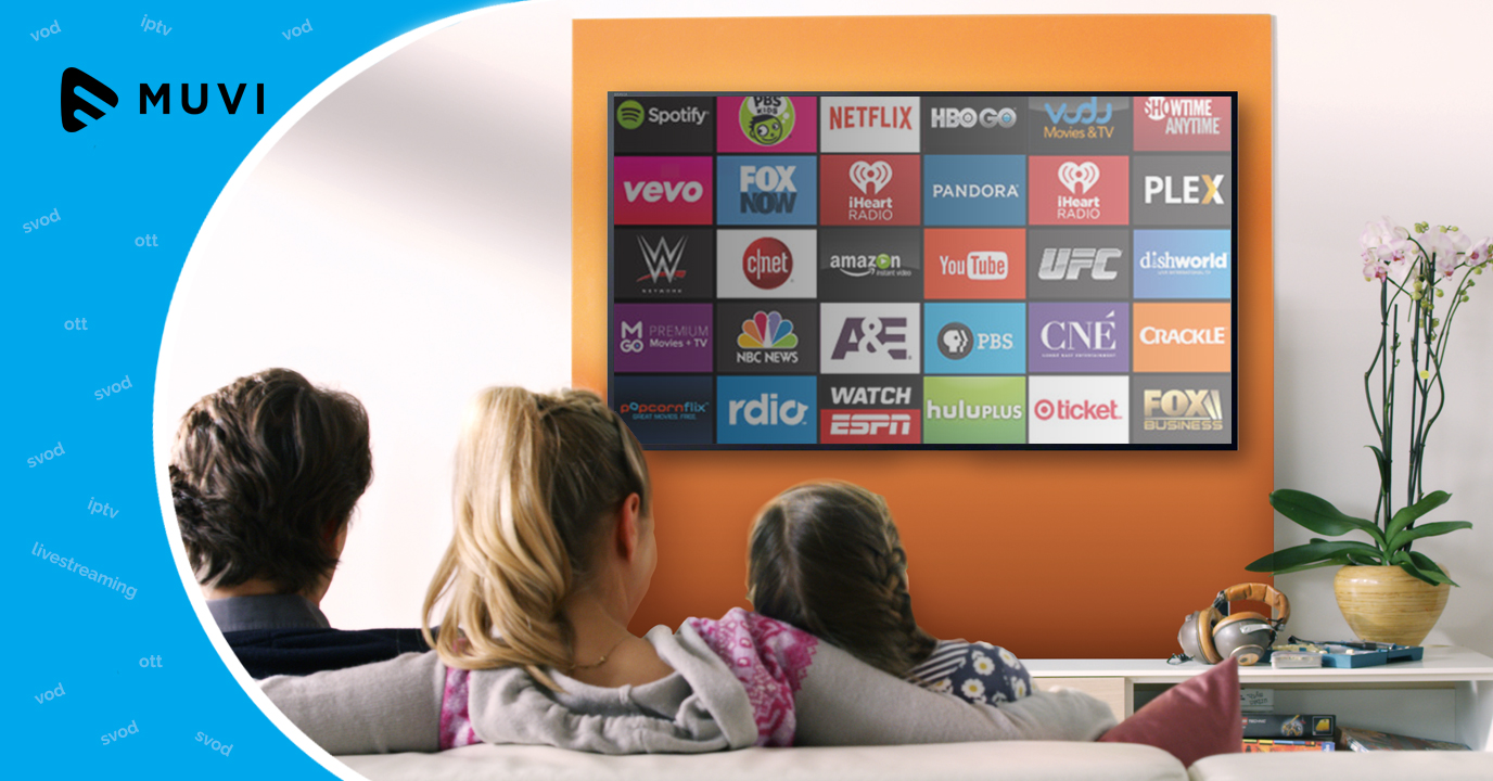 Global OTT viewers prefer one access point for video streaming