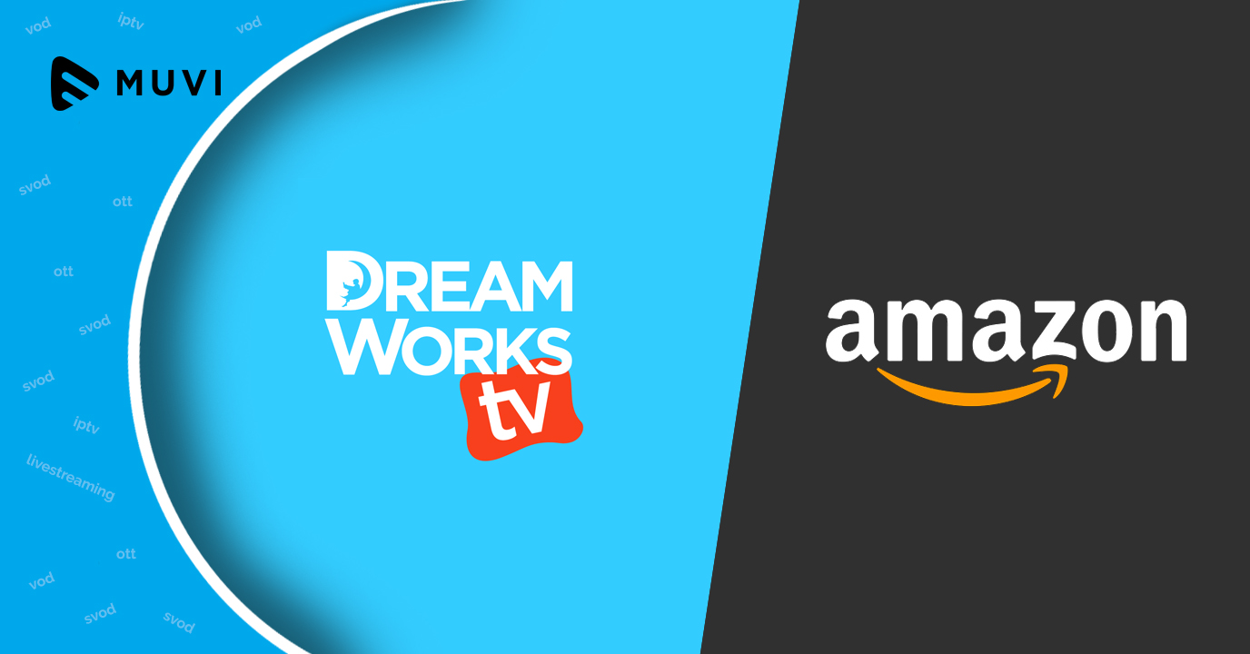 DreamWorks TV graces OTT platform via Amazon