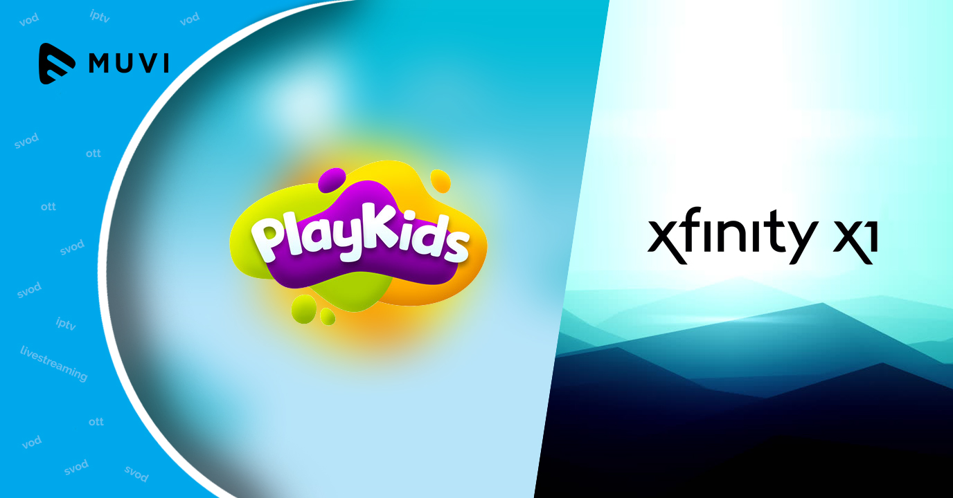PlayKids debuts on Xfinity X1
