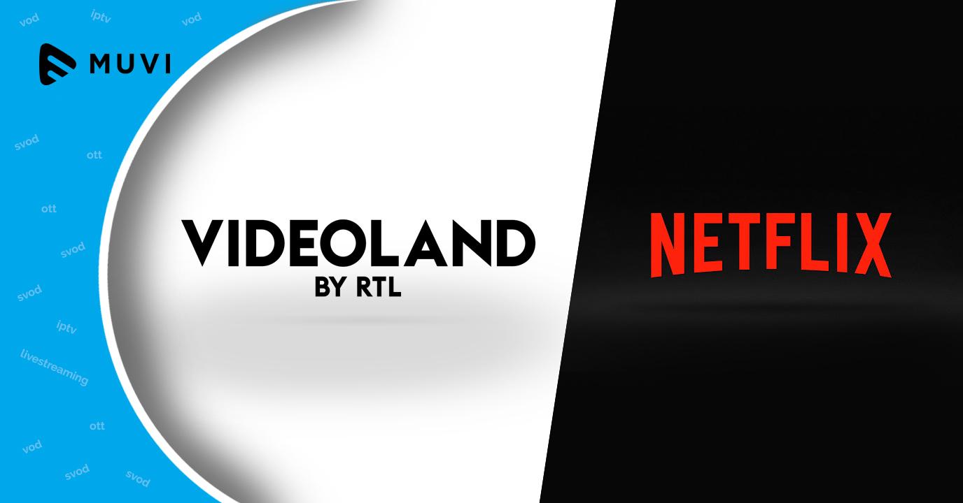 Netflix dominates VOD market in Netherlands