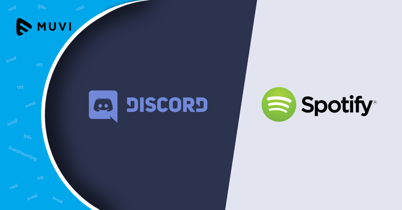 Discord and Spotify join hands for music integration - Muvi