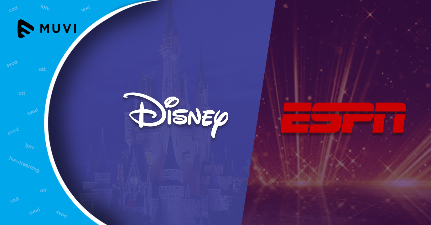 Disney to launch ESPN OTT via Apple iOS, Android, and Chromecast