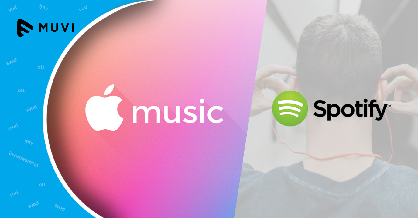 Apple Music races ahead of Spotify in the US