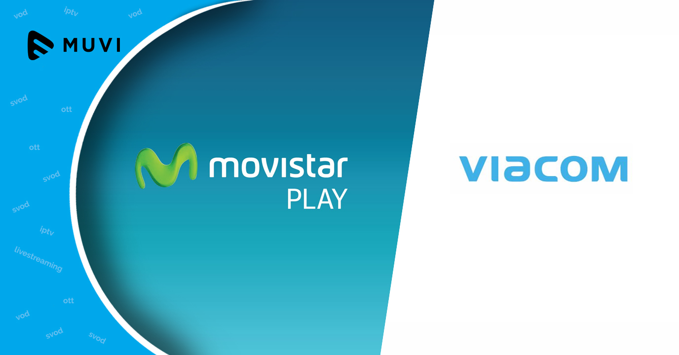 Subscribers Of Movistar Play get access to Viacom content