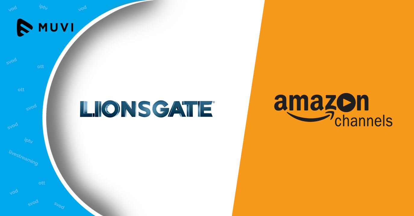 Lionsgate and Amazon Channels to continue collaboration