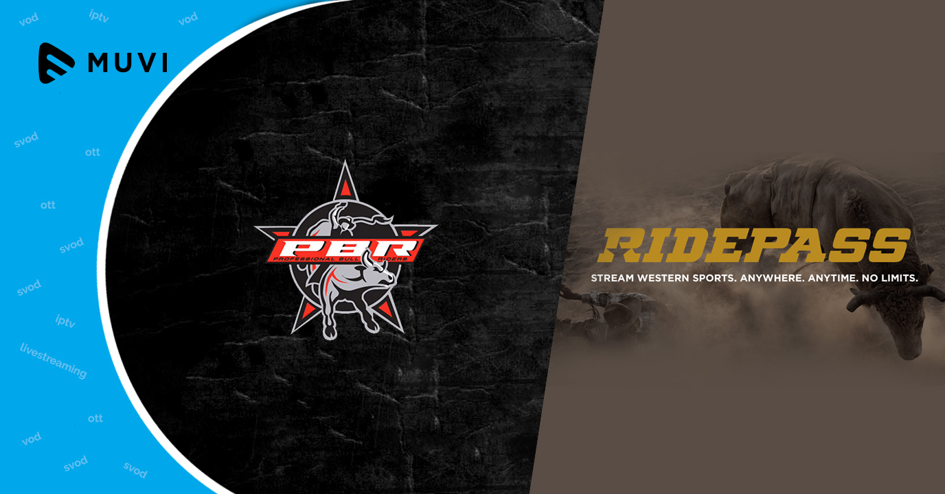 PBR launches new video-on-demand service RidePass