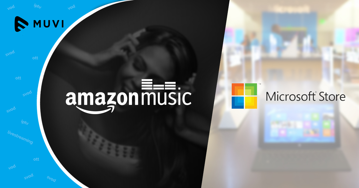 Amazon Music follows iTunes in Windows 10 Microsoft Store
