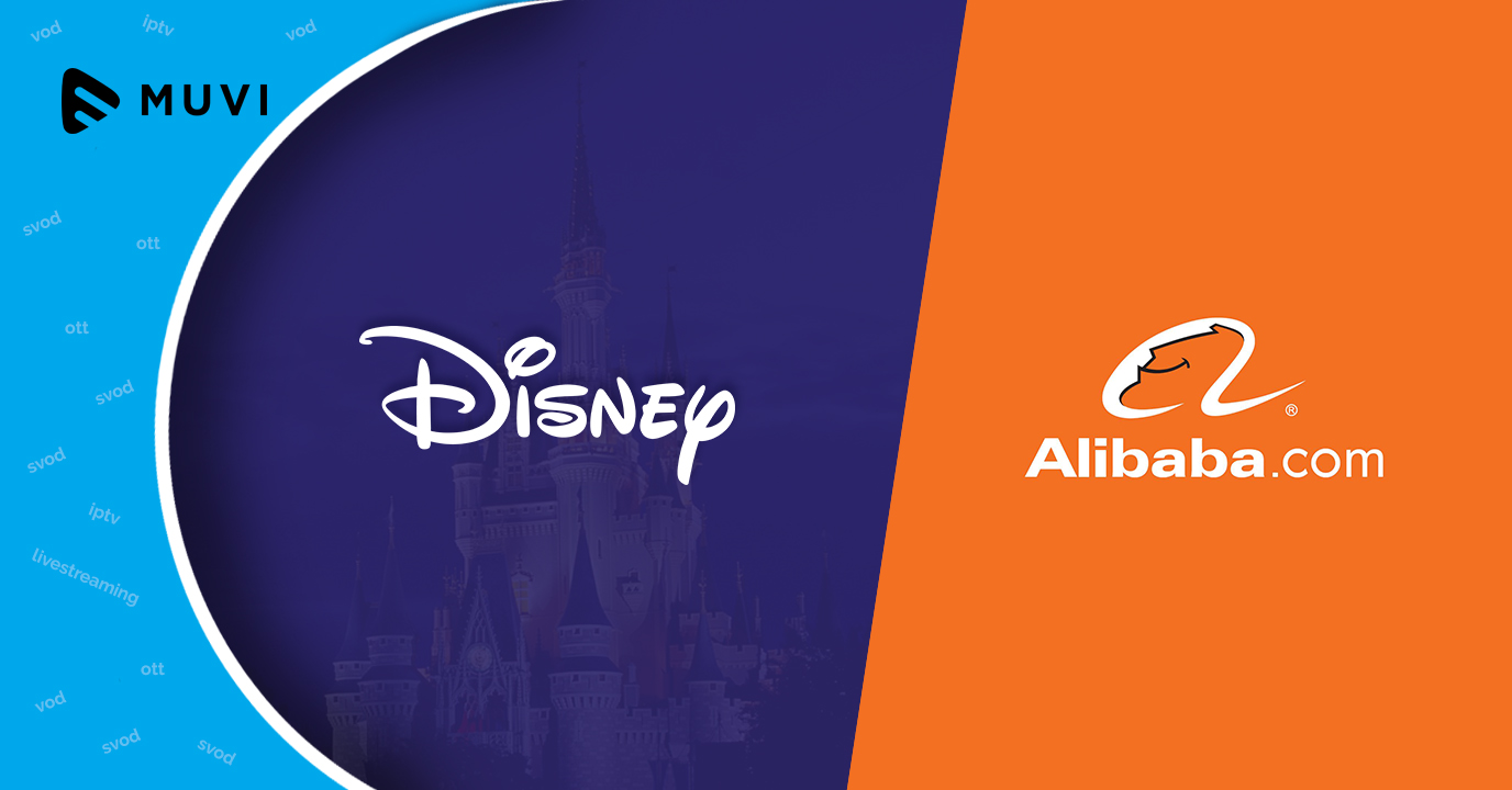 Disney inks deal with Youku, SVOD service of Alibaba to bring content to China