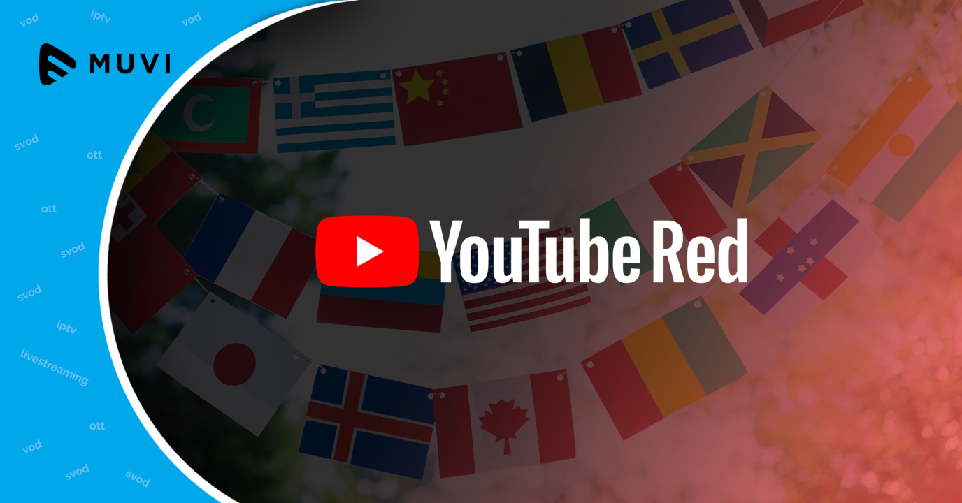 YouTube Red soon to be available across 100 countries