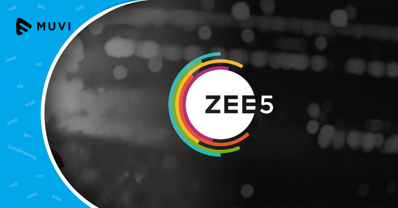 ZEEL launches India's largest OTT platform ZEE5