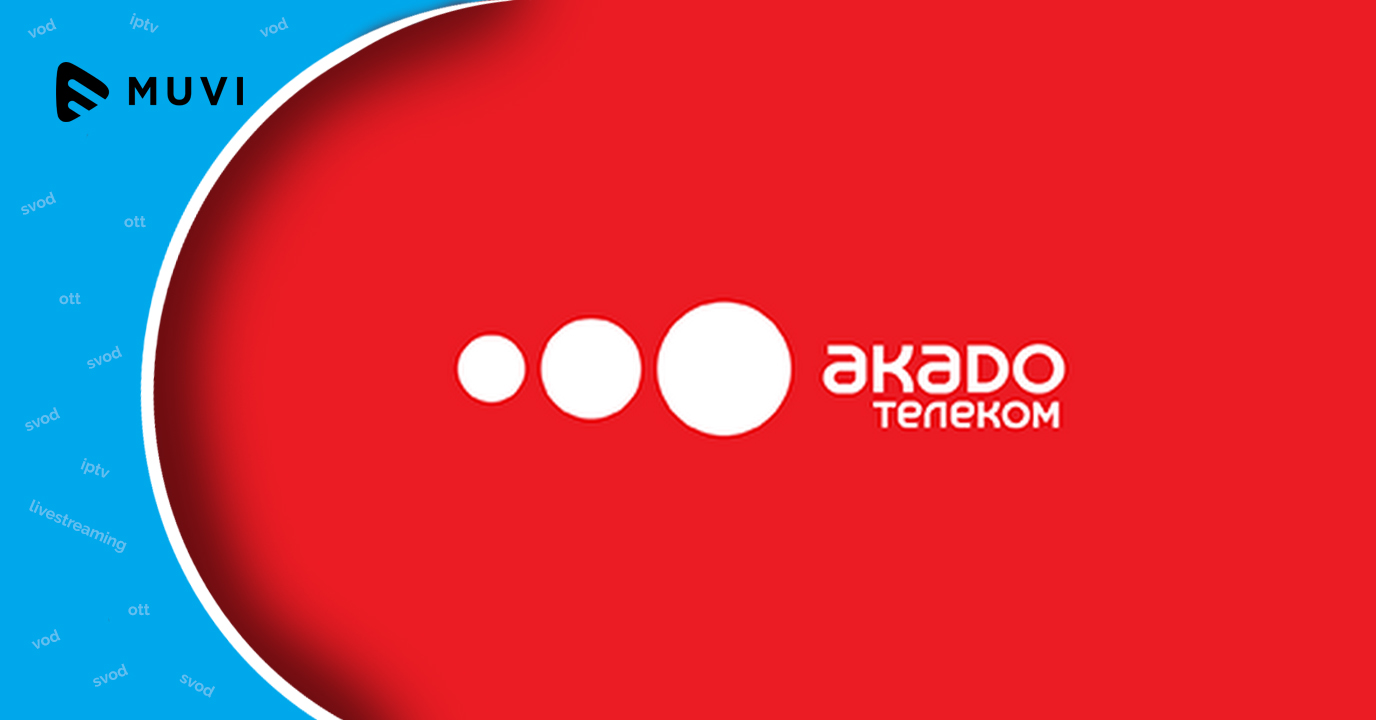 Akado partners with Lifestream for OTT service