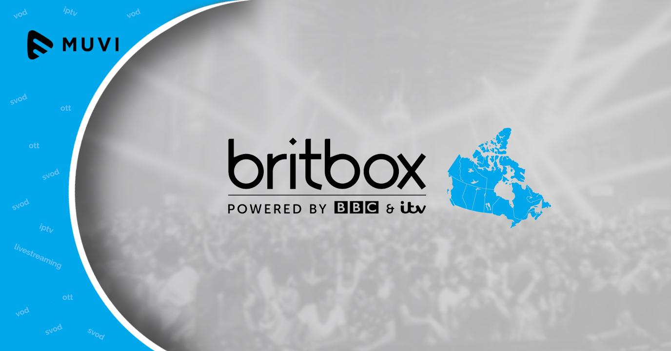 BBC's SVOD platform, BritBox, debuts in Canada
