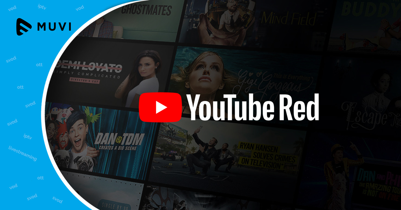 YouTube Red to debut in the UK this year