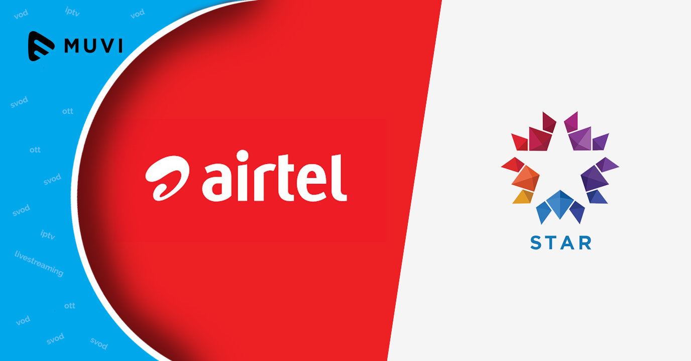 Bharti Airtel and Star TV to strike a content deal
