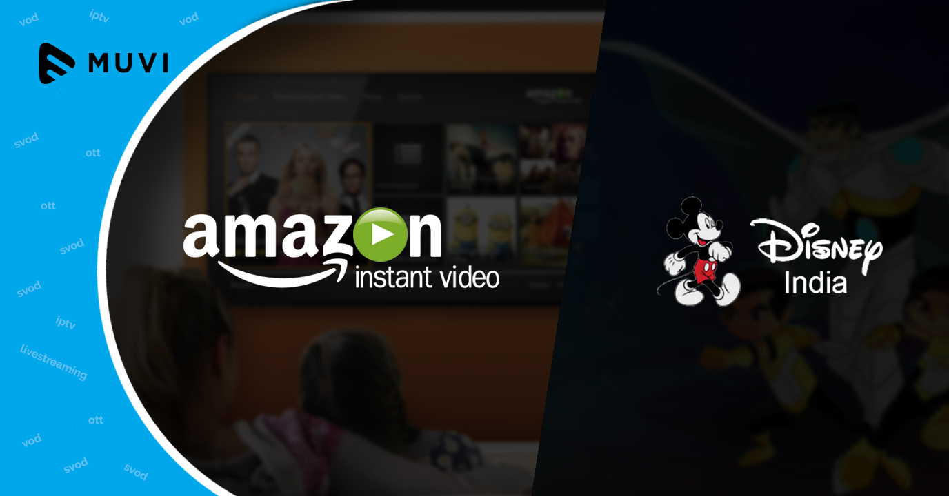 Amazon Prime Video inks deal with Disney India