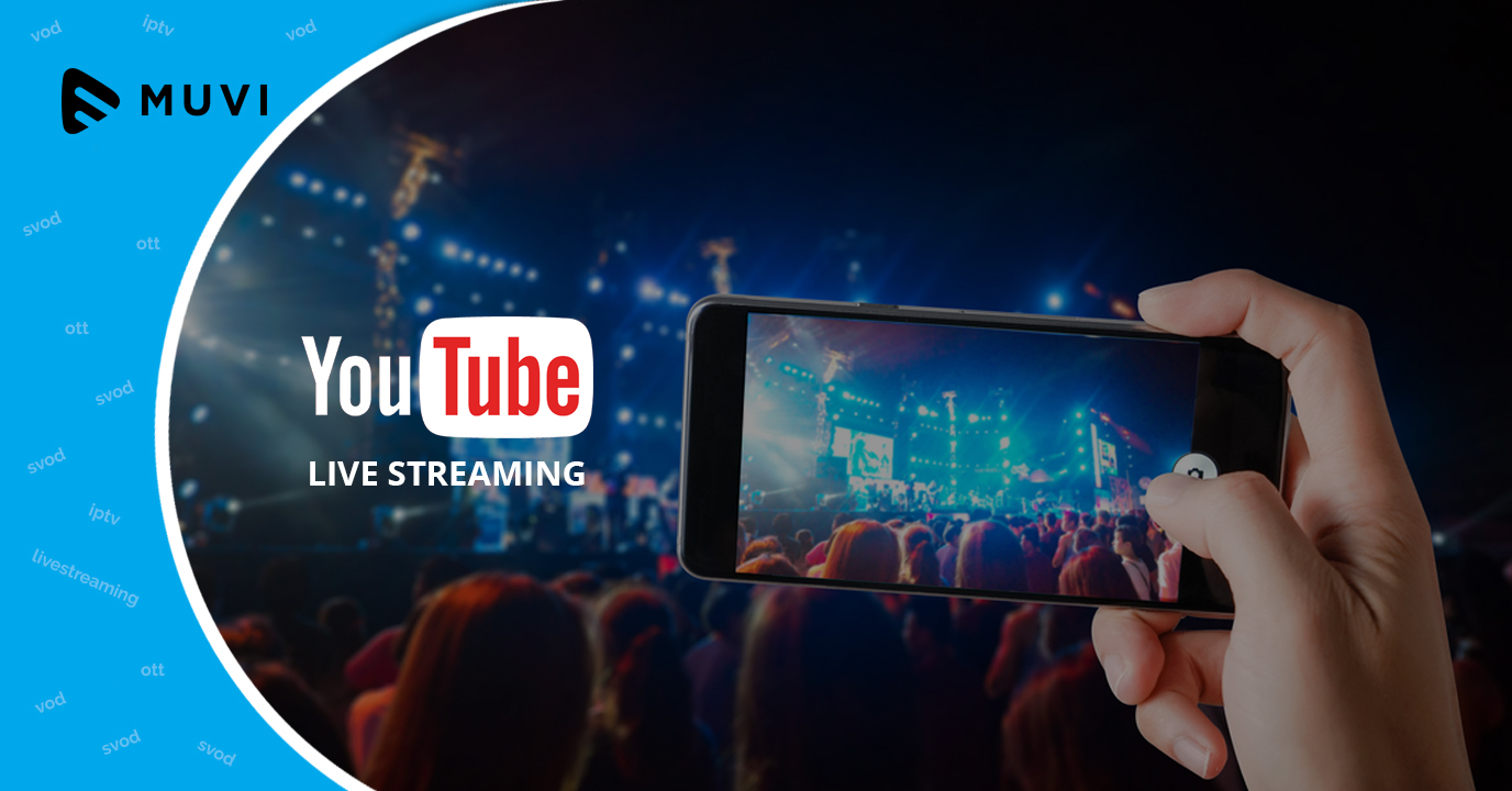 YouTube live streamers now can add location tag to mobile live streams