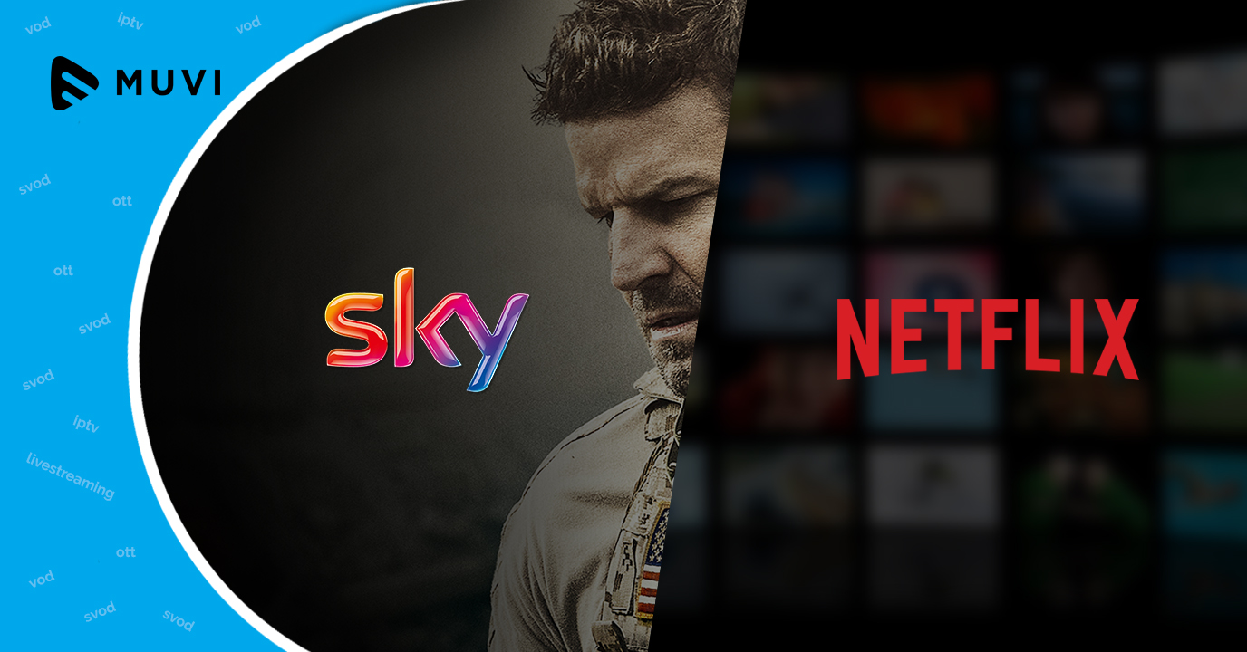 Subscribers of Sky get an access to Netflix via Sky Q