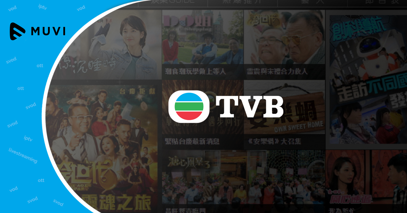 Television Broadcasts (TVB) aims an OTT expansion in Southeast Asia