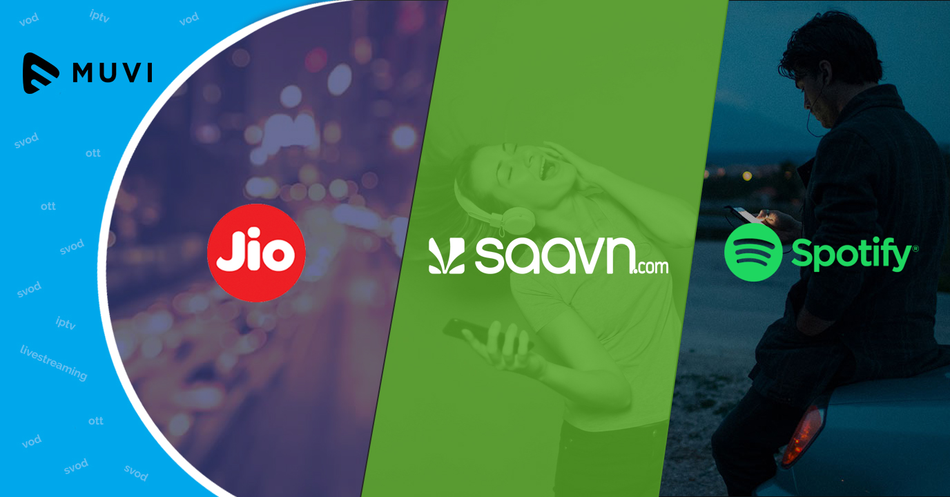 Reliance Jio and Saavn join hands ahead of Spotify's entry