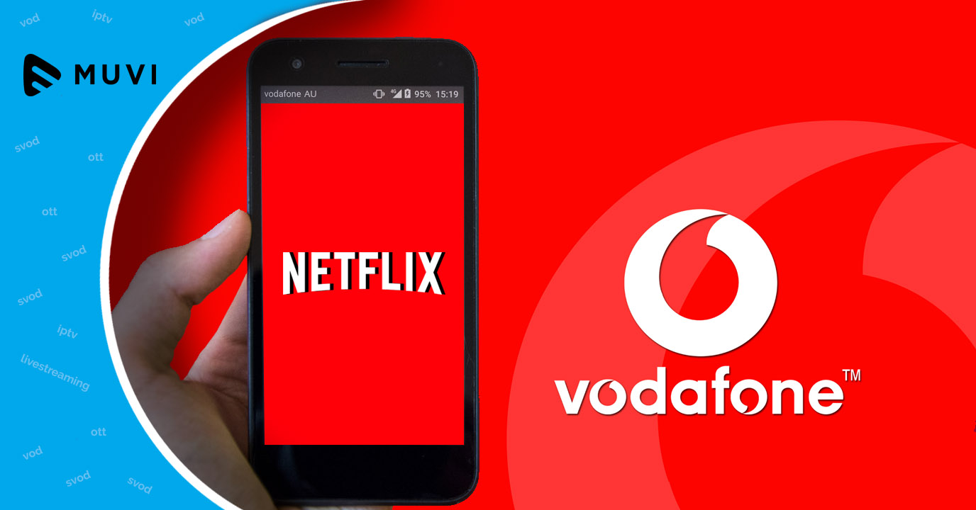 Vodafone Australia unveils Android video streaming device with Netflix promo