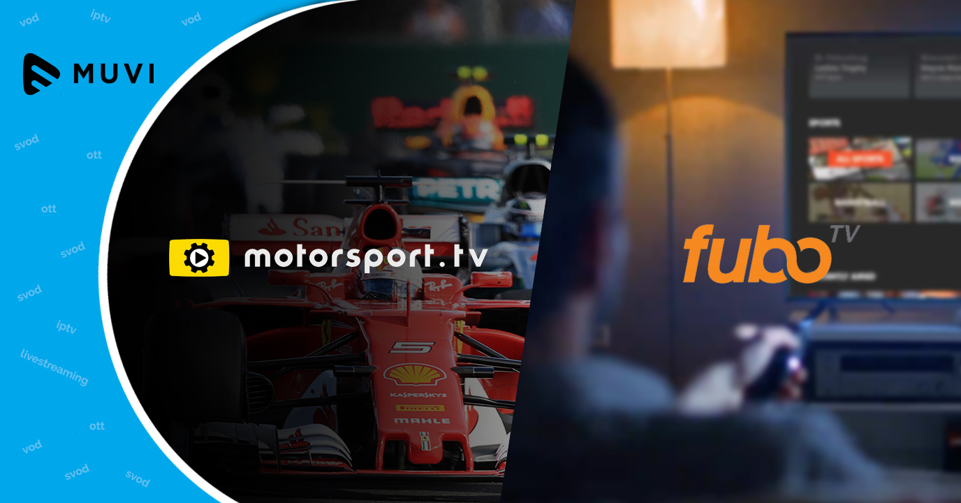 Motorsport.tv partners with fuboTV for content distribution