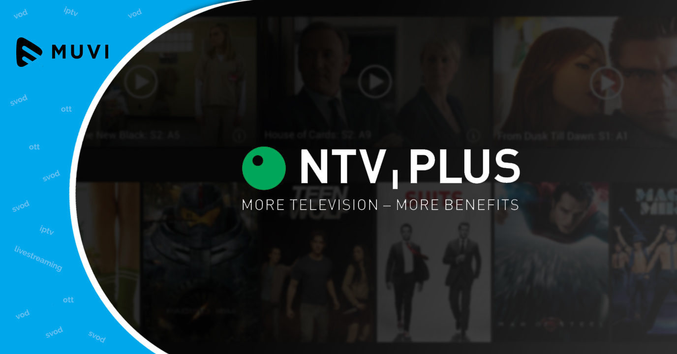 NTV+ witnesses strong growth for OTT TV