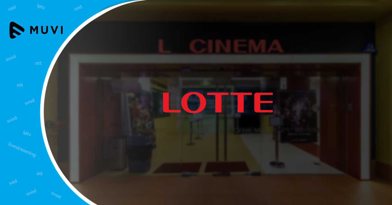 Lotte Cinema to begin OTT service in June