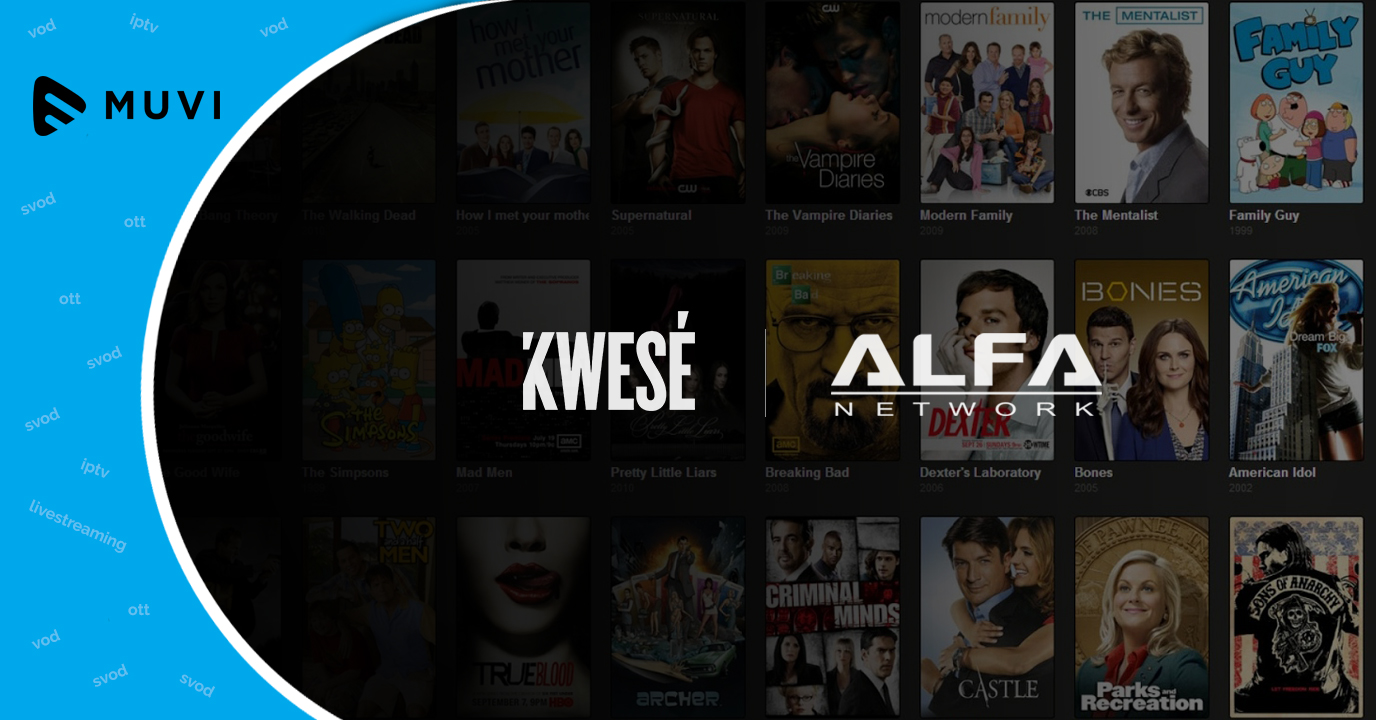 Kwese  collaborates with Alpha Networks for OTT distribution