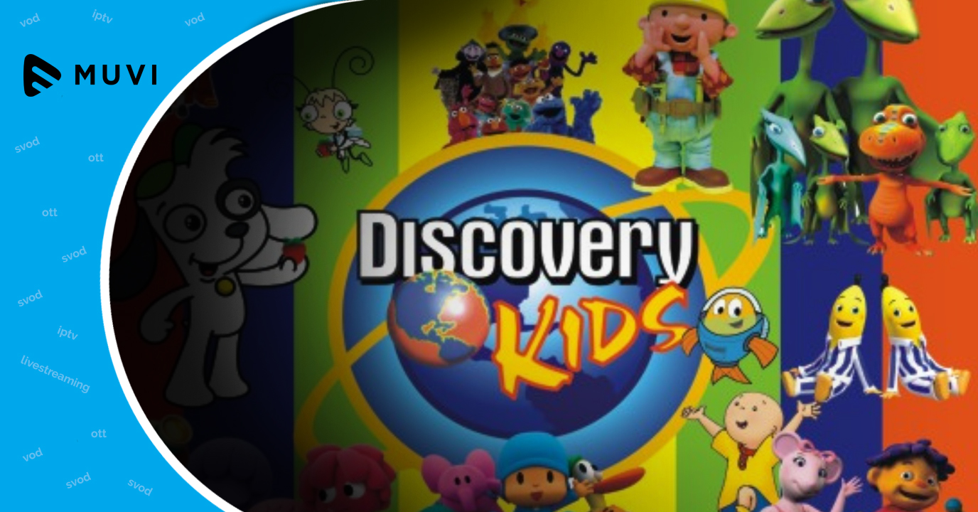 Discovery Kids set to foray into OTT service