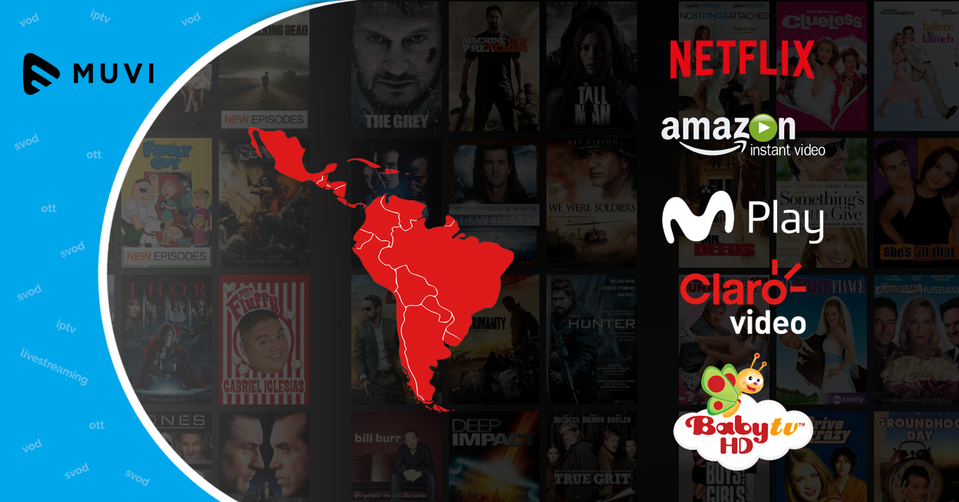 44 million LATAM consumers watch OTT