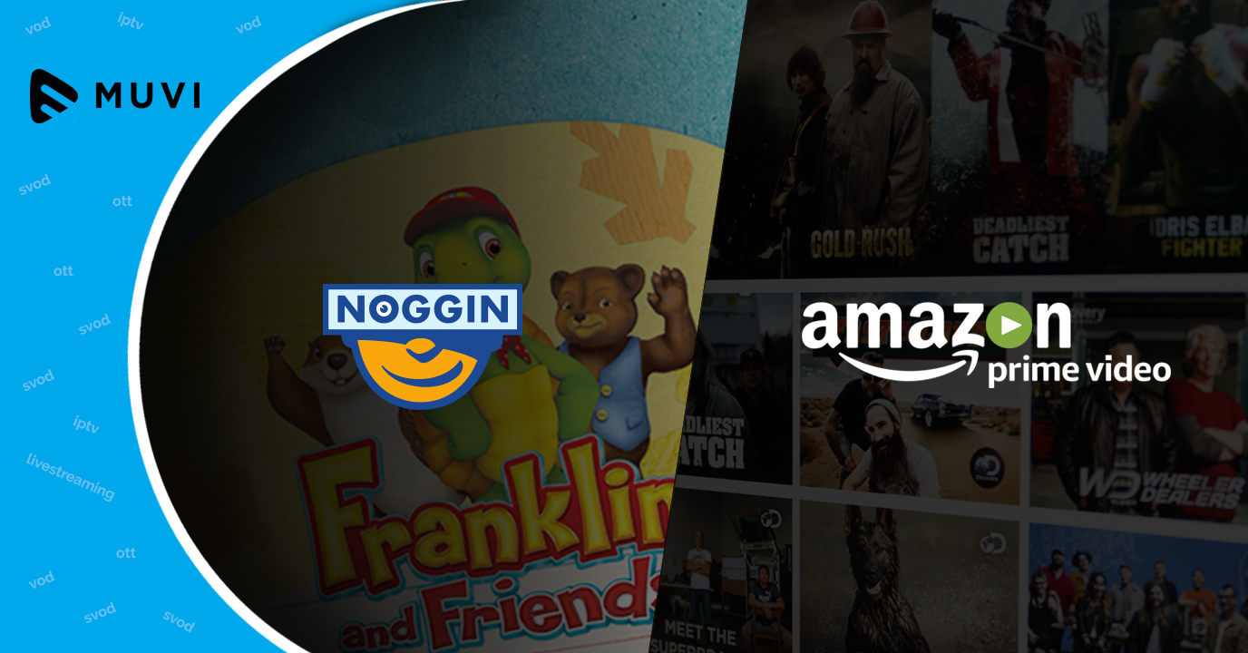 Viacom launches kids streaming service on Amazon Prime Video in May