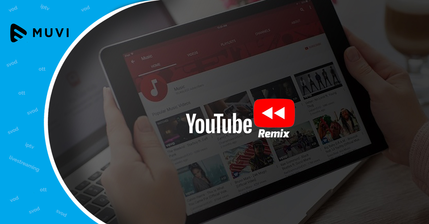 Google Play Music to merge with YouTube Remix