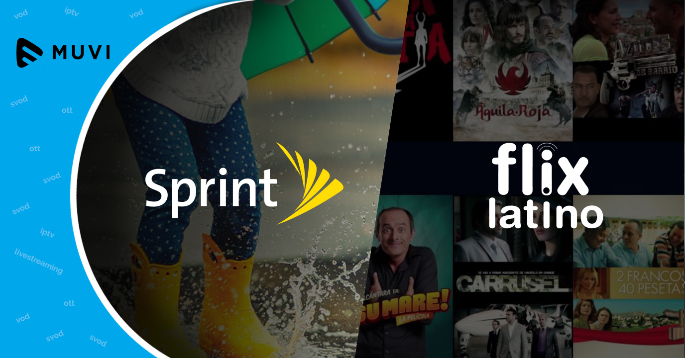 Sprint joins hand with FlixLatino for video-on-demand (VOD) service