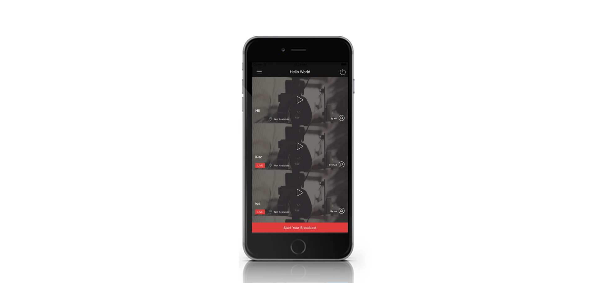 XPME iOS App