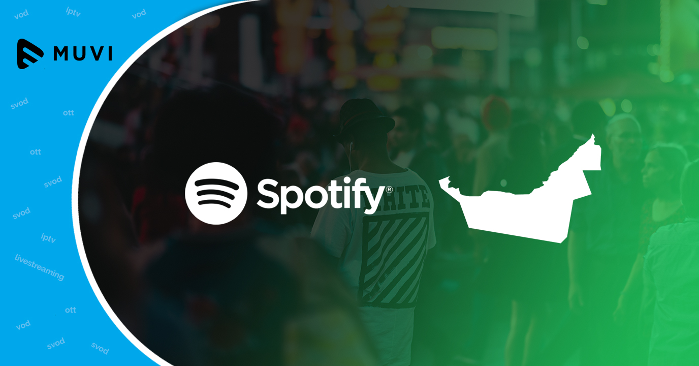 Spotify set to launch online music streaming services in UAE