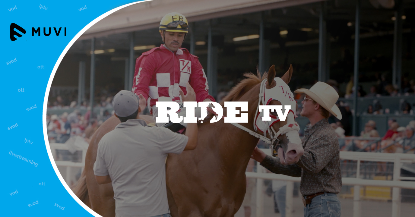 Ride TV goes OTT, launches on Xfinity X1