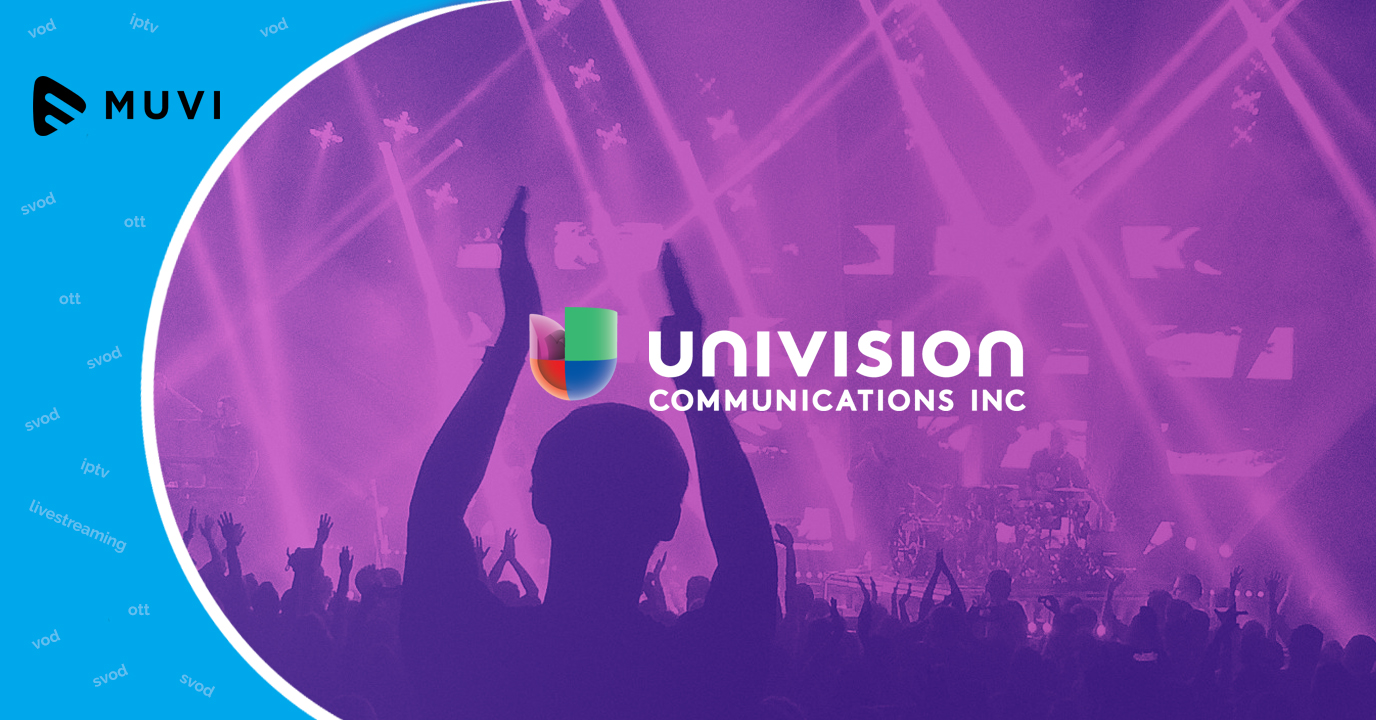 Univision rolls out new subscription video streaming service targeting US Hispanics