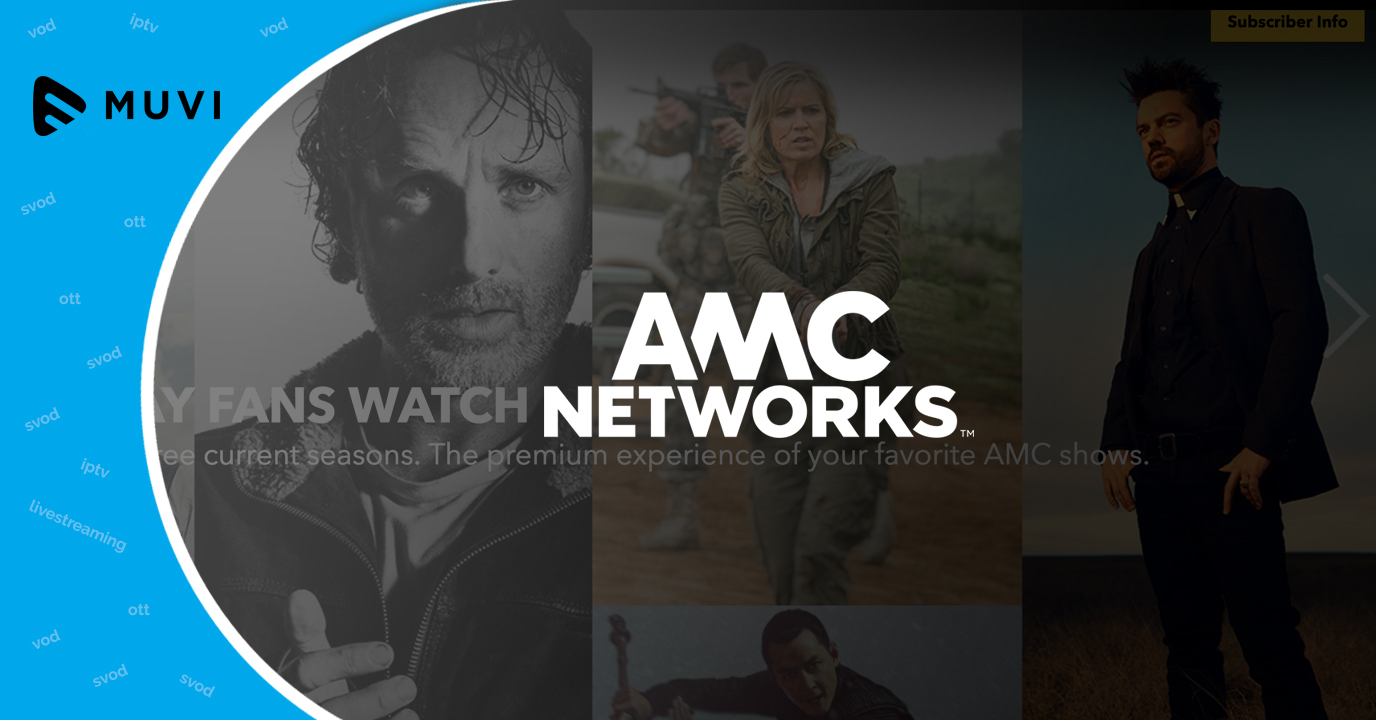AMC announces free mobile OTT app in Spain