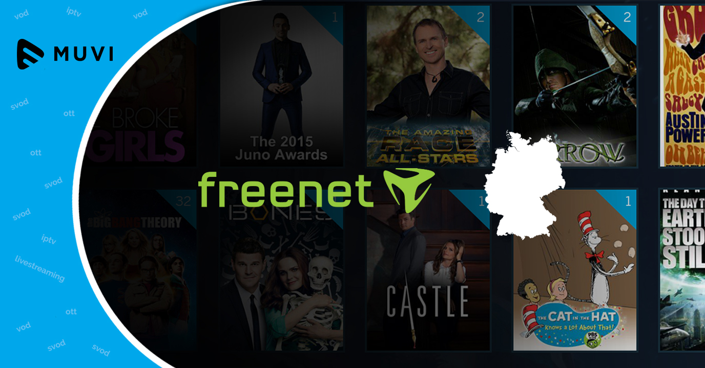 Freenet to launch VOD service in Germany