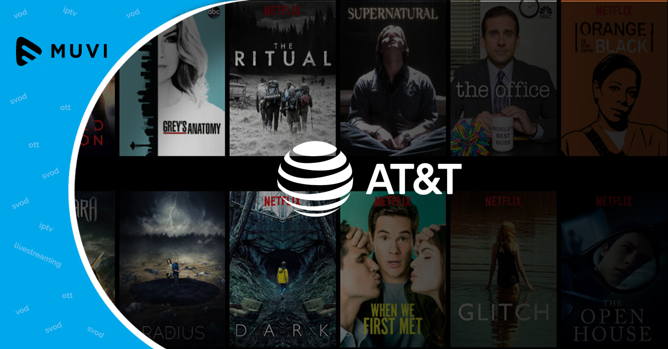 AT&T to launch five OTT services in 2018