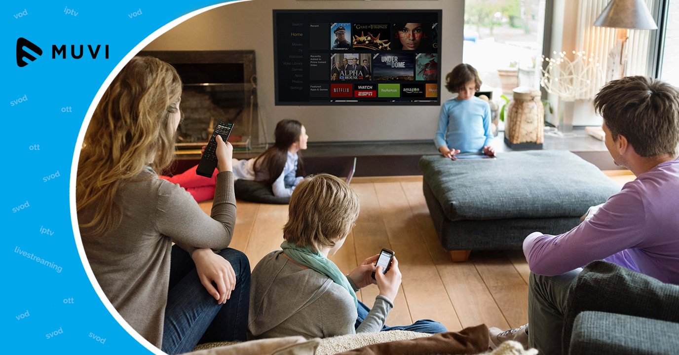 10 million UK households subscribe to SVOD services