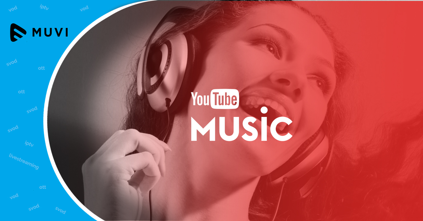 YouTube unveils new music streaming service