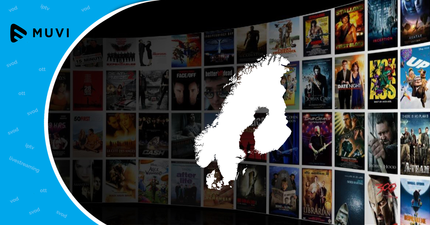 Scandinavian SVOD market soars, records all-time OTT growth